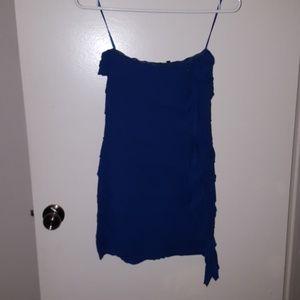 Layer strapless Guess Dress